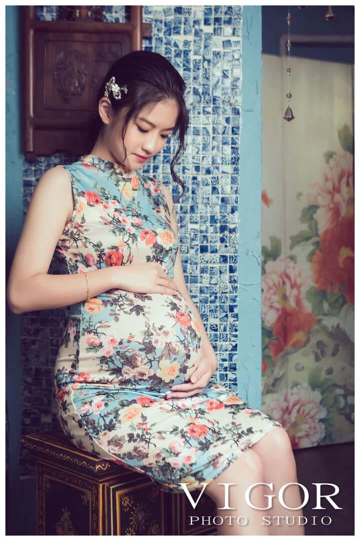 薇閣 孕婦照 18